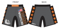 Willamina Wrestling Fight Shorts