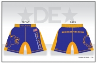 Toledo Boomers Fight Shorts