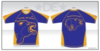 Toledo Boomers Rash Guard