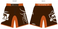 Askeo Mens Fight Shorts