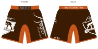 Askeo Ladies Fight Shorts