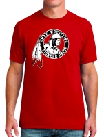 Omak Wrestling Red T-Shirt