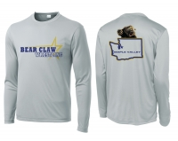 Bear Claw Long Sleeve Performance Shirt