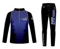 Bear Claw 1/4-Zip Warmup Package