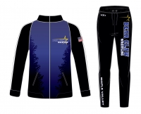 Bear Claw Full-Zip Warmup Package