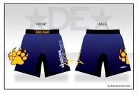Bear Claw Grizzly Fight Shorts