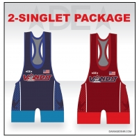 Vandit Low Cut Singlet Pack