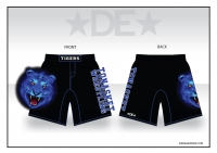 Tonasket Mens Fight Shorts