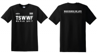 TSWWF Never Quit T-Shirt