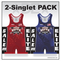 Salem Elite 2018 Singlet Pack