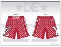 LV Mens Supreme Fight Shorts