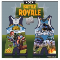 Battle Royale Mens Singlet