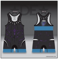 King of Wakanda Mens Singlet