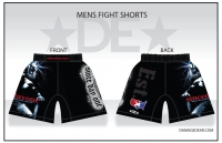 Est. Since Day One Mens Fight Shorts