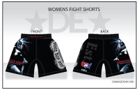 Est. Since Day One Womens Fight Shorts