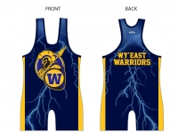Wy'East Mens Singlet