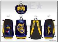 Wy'East Wrestling Bag
