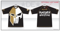 Punisher Wrestling Sub Shirt
