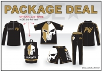 Punisher Wrestling Platinum Package