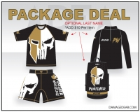 Punisher Wrestling Silver Package