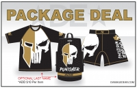 Punisher Wrestling Bronze Package