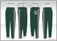 Hamlin Loggers Warm Up Pants