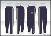 Jr Millers Warm Up Pants