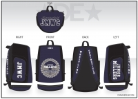 Jr Millers Club Sublimated Bag