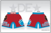 Junior Grizzlies Fight Shorts