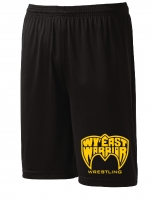 Wy'East Black Performance Shorts