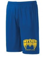 Wy'East Blue Performance Shorts