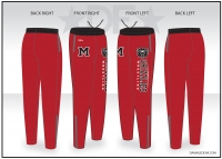 McMinnville Warm Up Pants