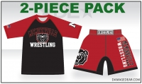 McMinnville Rash Guard and Fight Short Pack