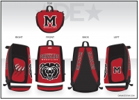 McMinnville Sublimated Bag