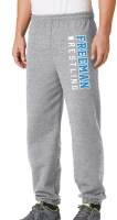 2018 Freeman Wrestling Sweat Pants