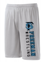 2018 Freeman Gray Performance Shorts
