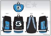 2018 Freeman Sublimated Bag