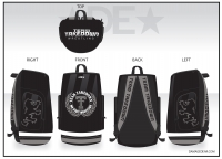 Team Takedown Fully Sublimated Bag