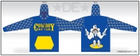 Cowboy Mat Club Sublimated Hoodie