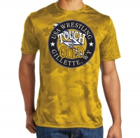 Touch of Gold CamoHex T-Shirt