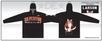Silverton Wrestling Sublimated Hoodie