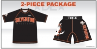 Silverton Rash Guard and Fight Short Pack