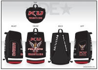 Klamath Union Sublimated Bag