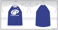 Grants Pass Lady Cavers Sublimated Shirt