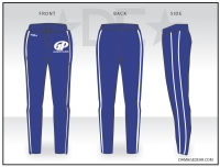 Grants Pass Lady Cavers Warmup Pants