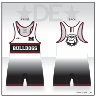 Montesano Bulldogs Mens Singlet