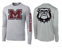 Montesano LS Silver Performance Shirt