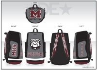 Montesano Deluxe Sublimated Bag