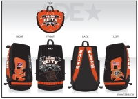 Salem Elite Deluxe Sublimated Bag