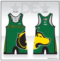 Sweet Home High School Singlet
